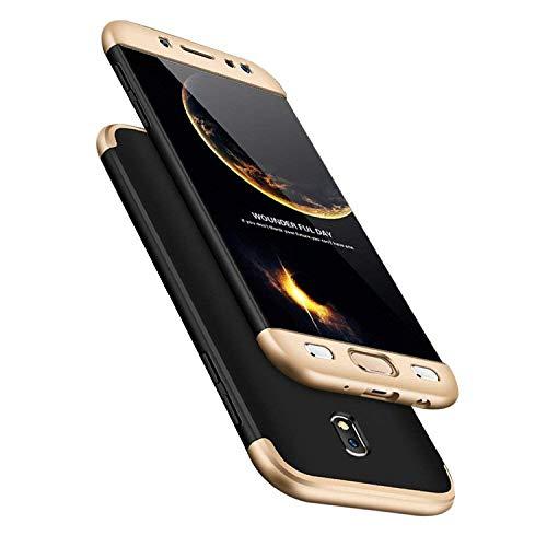Für Galaxy S9 Plus Hülle,Galaxy S9 Plus 360 Grad Hülle, Uposao [360 Grad Komplett Schutz] [Ultra Dünn] Hülle Hardcase 360 Full Body Schutz Handyhülle Komplettschutz Front + Back Rundum Double Beidse