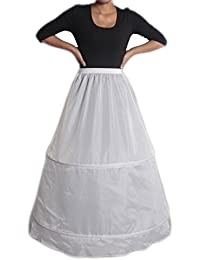 XYX Enaguas de la boda bridal dress crinoline petticoat vestido de novia wedding dress miriñaque underskirt 2-HOOP