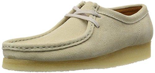 clarks-originals-mens-wallabee-suede-shoes-blanc-46