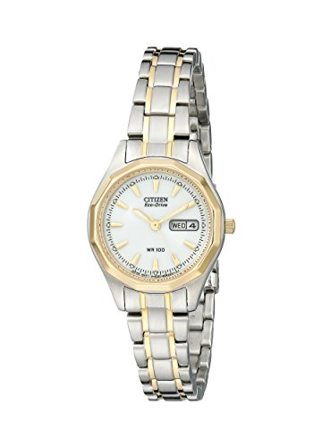 two-tone-stainless-steel-eco-drive-white-dial