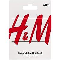 H&M Geschenkkarte - für Deutschland - per Post
