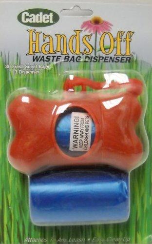 Cadet Abfälle Halter mit 2Refills, grün (Cadet Bag)