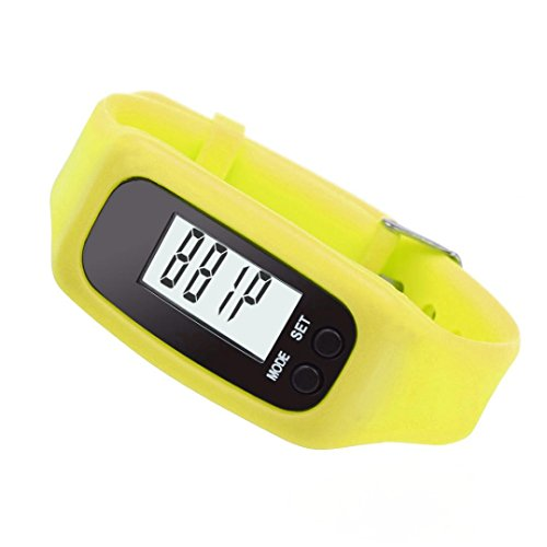 sunnywill-digital-lcd-schrittzahler-run-schritt-fuss-kalorienzahler-uhr-armband-m-gelb