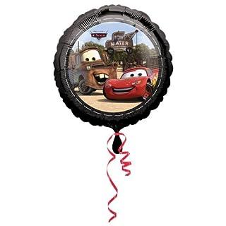 Anagram International Cars Birthday 18 Mylar Balloon -- multicolor