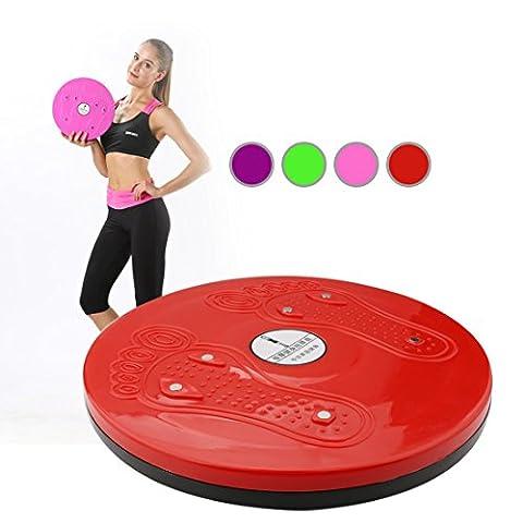 A-szcxtop Twist Tableau magnétique avec pad de massage, d