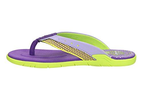 Clarks , Tongs pour fille Purple Combi