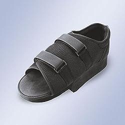 Zapato Postquirurgico en Talo CP02 T. 4-Unidad