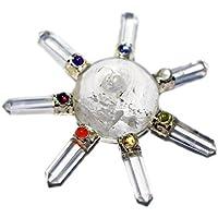 'humunize 7Chakra-Anhänger, mit Reiki-Energie-Generator, spirituelles Geschenk preisvergleich bei billige-tabletten.eu