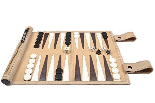 Reise-Backgammon-Spiel