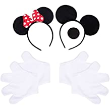 Mickey & Minnie Mouse Halloween Fancy Dress Costumes by Robelli