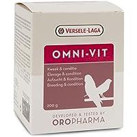 VERSELE LAGA Oropharam-Omni-Vit Complément Alimentaire pour Oiseau 200 g