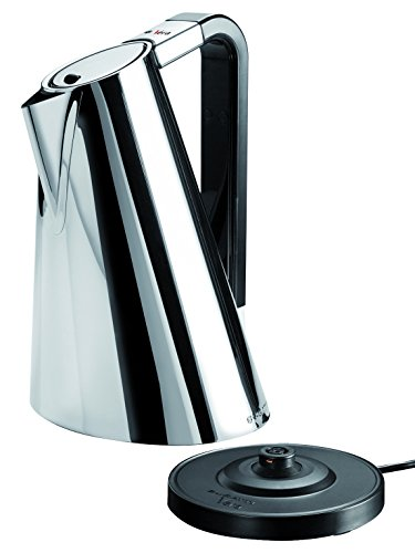 Bugatti Vera Easy Kettle, 1.7 Litre, Stainless steel by Bugatti