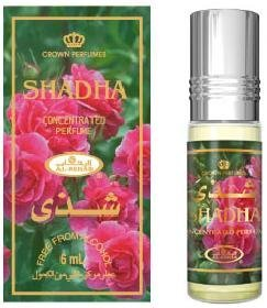 Shadha - 6ml.2 oz Perfume Oil by Al-Rehab Crown Perfumes
