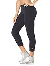 Zumba Fitness Perfect Ruched Legging 3/4 Femme Keen On
