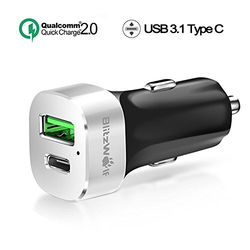 chargeur-voiture-quick-charge-20-usb-type-c-blitzwolf-33w-3a-qualcomm-certifie-qc20-5v-9v-12v-usb-c-