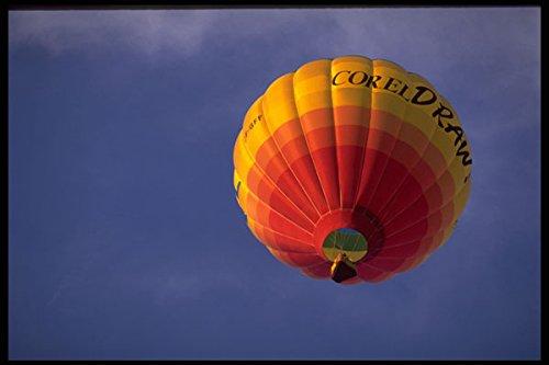 528088 CorelDRAW Balloon In Air A4 Photo Poster Print 10x8