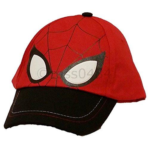 universal-studios-cappello-ragazzo-spiderman-red