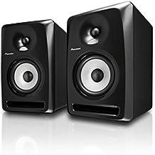 Pioneer S-DJ60X altavoz - Altavoces (PC, 2-way, Mesa/estante, 45 - 20000 Hz, 113 Db, Negro)