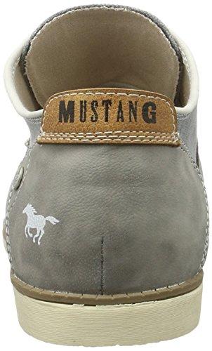 Mustang 4089-303, Derby Homme Gris (2 Grau)