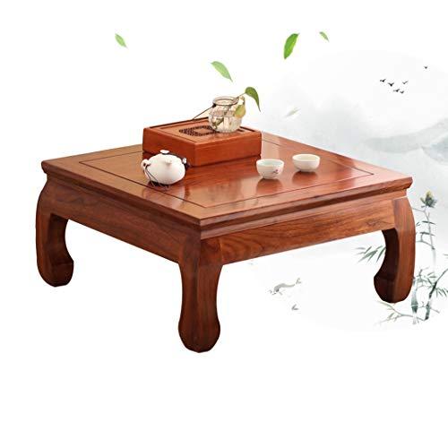 Mesa de café Mesa de la Ventana de la bahía Mesita Cuadrada ...