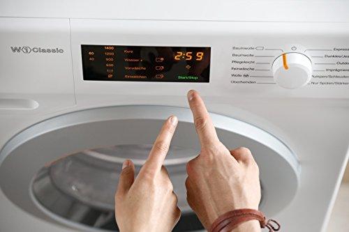 Miele wdb wcs waschmaschine frontlader a upm