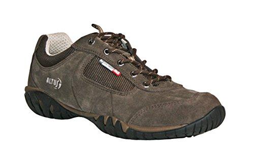 ALTUS Komodo Chaussures de Voyage pour Homme, mixte, Komodo Marron