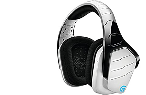 Logitech G933 Gaming Headset Artemis Spectrum 2.4 GHz Wireless 7.1 Surround Sound Pro for PC, Xbox One and PS4 -
