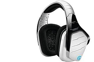 Casque gaming sans fil Logitech G933 Artemis Spectrum avec son surround 71 2,4GHz pour PC, Xbox One et PS4 - Blanc (B01LPNWXS2)   Amazon price tracker / tracking, Amazon price history charts, Amazon price watches, Amazon price drop alerts