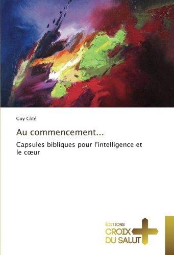 Au commencement... par Guy Côté