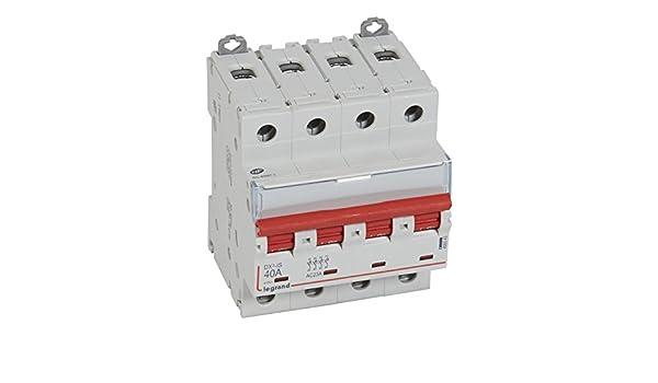 /disjoncteur DX3/is-a 4P 40/A /406543/ Legrand m/écanismes/