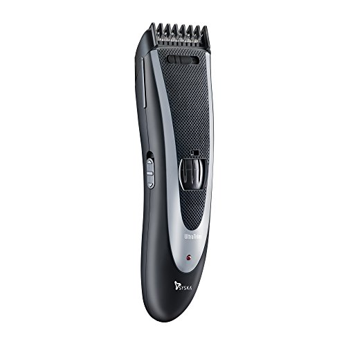 Syska HT1309 Hair and Beard Trimmer (Black/Grey)