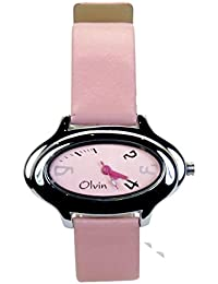 Olvin Women Analog Designer Wrist Watch (1618SL02)