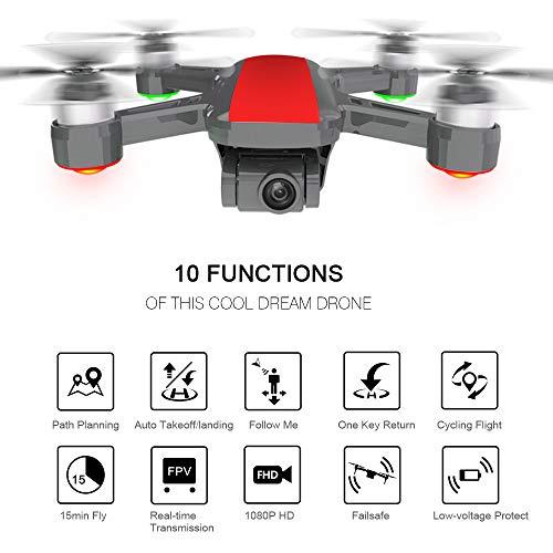 Zoom IMG-2 qka drone con fotocamera quadcopter
