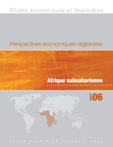 Regional Economic Outlook, Fall 2006: Sub-Saharan Africa - Supplement