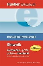 Hueber Wörterbuch Deutsch als Fremdsprache: Słownik niemiecko-polski, polsko-niemiecki / Deutsch-Polnisch, Polnisch-Deutsch