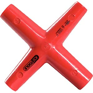 KS Tools 117.1704 Clé en croix isolée 10x12x14x17 pas cher
