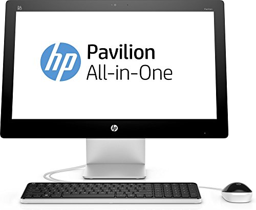 HP Pavilion (23-q251ng) 58,4 cm (23 Zoll / FHD IPS) All in One Desktop PC (Intel Core i5-6400T, 8GB RAM, 1 TB HDD, Intel HD-Grafikkarte 530, Windows 10 Home 64) weiß