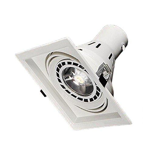 35W LED Embedded Deckenleuchte für Lobby, Lounge und Flurbeleuchtung (Farbe: weiß)