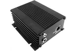 Dexlan Serveur vidéo/audio E/S, POE, gestion PTZ(RS485)
