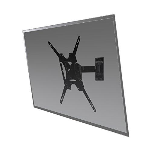 PRMP340 Medium Schwingflügel TV Wandhalterung für 32 - 46-inch TV in schwarz (Peerless Pivot)