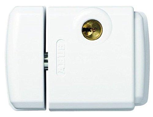 ABUS 427220FTS _ 30023003_ w006-paire von Schlössern auf Unterseite, identischen Schlüsseln Blisterverpackung weiß