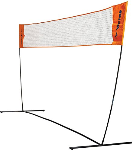 VICTOR Badmintonnetz Easy-badminton Netz 350155