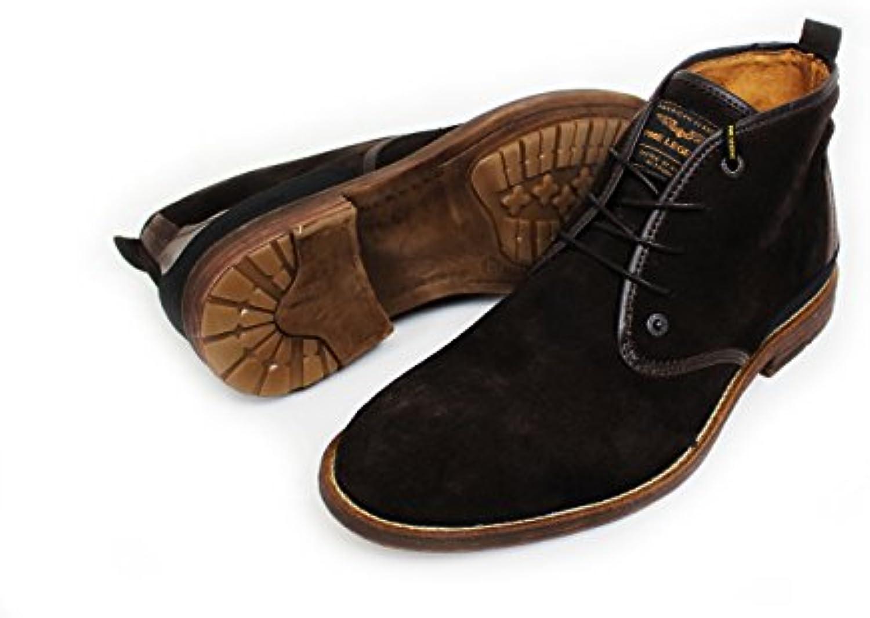 PME Legend Herrenschuhe Boots Modell Daily Farbe Espresso Gr 42  Billig und erschwinglich Im Verkauf