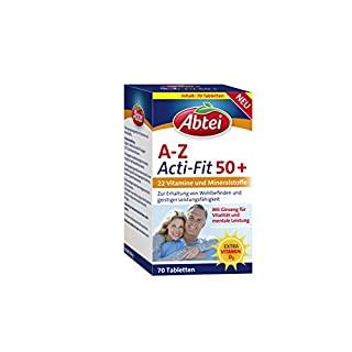 Abtei A-Z Acti-Fit 50+