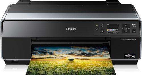 Epson Stylus Photo R3000 Farb-Tintenstrahldrucker (WiFi Funktion, Ethernet)