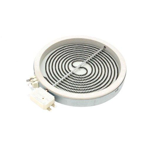 CREDA CANNON Hotpoint Ariston Indesit Herd Keramik Kochplatte Element. Original Teilenummer C00228943 -