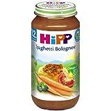 Hipp Spaghetti Bolognese, 6-er Pack (6 x 250 g) - Bio