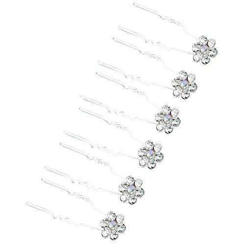 Contever® 6 Pz Simulata Cristallo di Girasole