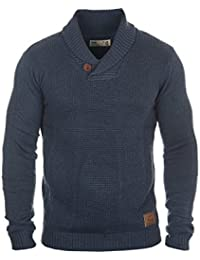 SOLID Turi - Pull en Maille- Homme