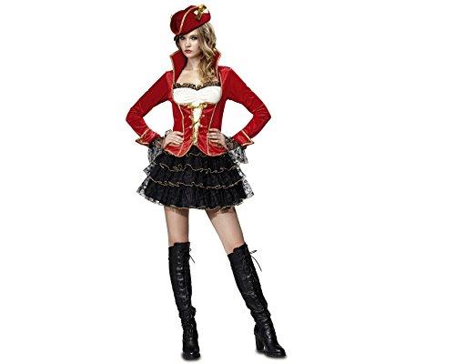 My Other Me - Disfraz de Chica pirata de lujo, talla M-L (Viving Costumes MOM00637)